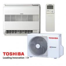 TOSHIBA 13000 BTU - Инверторен подов климатик